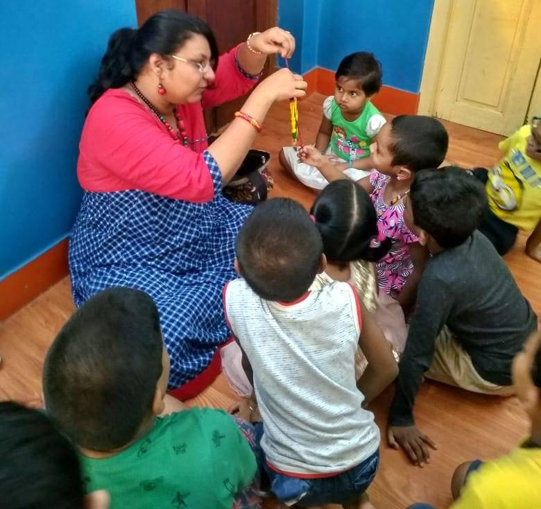 Story Telling by Janani Uppiliappan